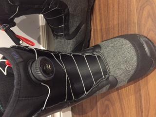 Woman's 2017 Burton Felix BOA Snowboard Boots – Size 7.5 – New