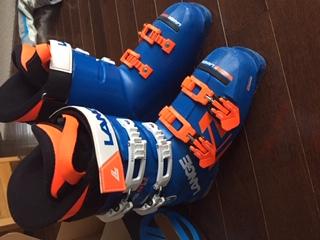 Lange Racing Boots