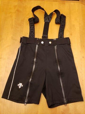 Descente Racing Shorts – Like New