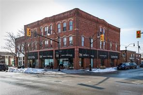 Commercial Space for Lease, Downtown Collingwood