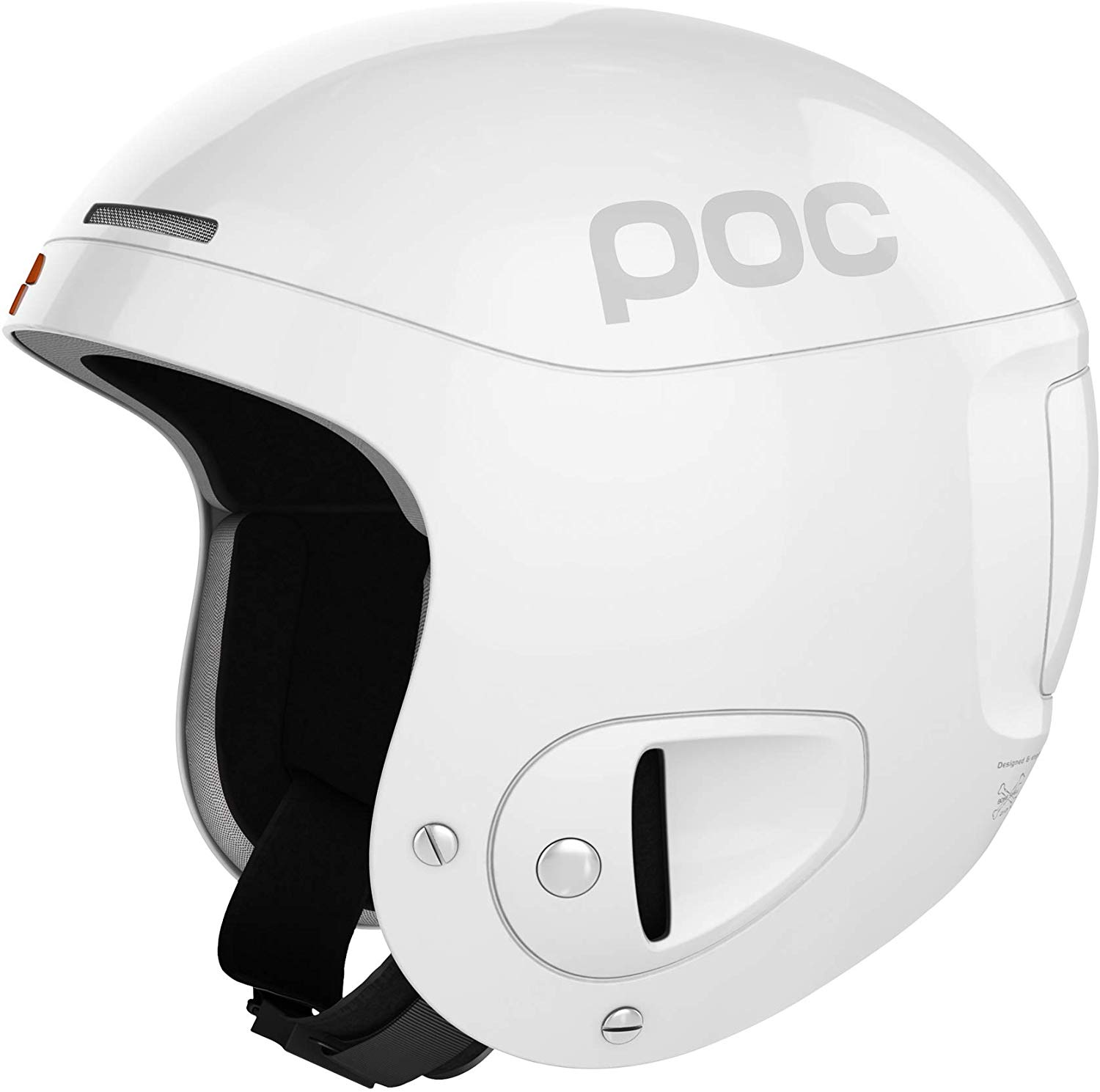 POC Skull X Ski Helmet – BRAND NEW IN BOX – White – Size Small